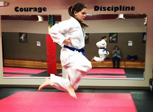Kinetic Energy - Physics In Martial Arts